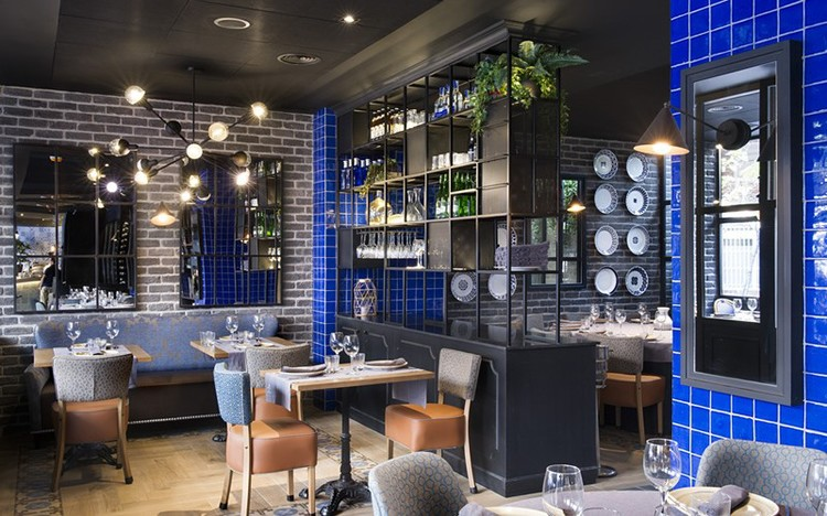 Ideas de decoración para Restaurantes